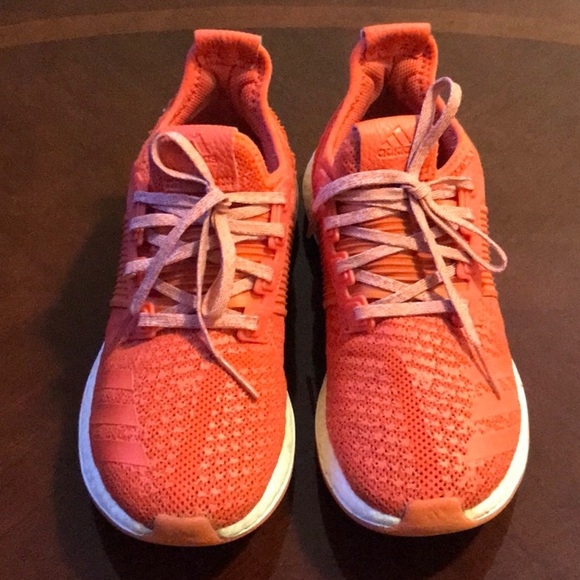 Adidas pure boost ZG Running shoes Woman's 9 M. 7